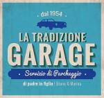 La tradizione Garage Logo
